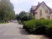 Nebezpečná křižovatka Mánesova - Na Hejtmance