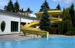 Krytý bazén Zábřeh